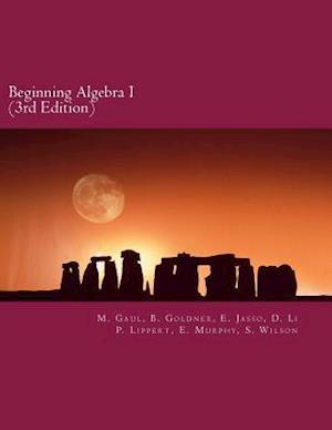 Beginning Algebra I (3rd Edition)