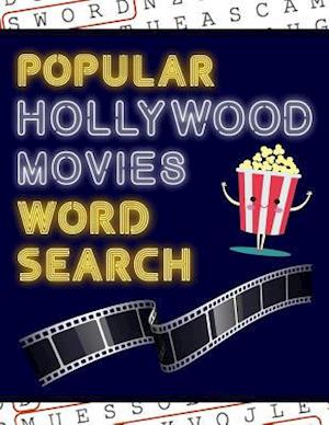 Popular Hollywood Movies Word Search