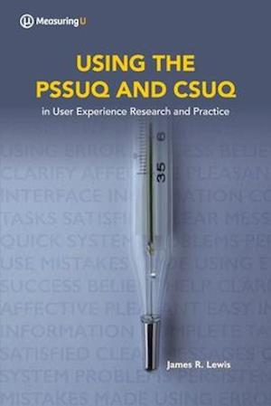 Using the Pssuq and Csuq