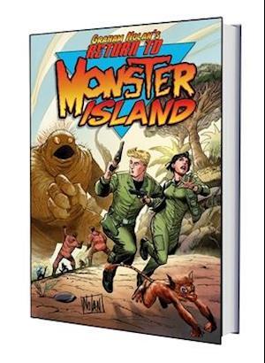 Graham Nolan's Return to Monster Island!
