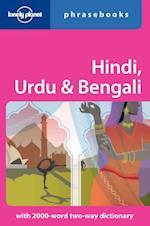 Hindi, Urdu and Bengali (Lonely Planet Phrasebook)