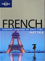 French (Lonely Planet Fast Talk)