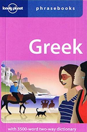 Bog, paperback Greek Phrasebook af Thanasis Spilias