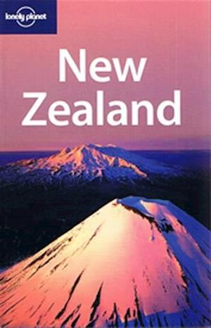 Bog, ukendt format New Zealand, Lonely Planet (14th ed. sept. 08)