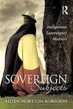 Sovereign Subjects (Cultural Studies)