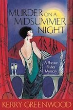Murder on a Midsummer Night (A Phryne Fisher Mystery, nr. 17)