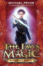 Hour of Need (Laws of Magic)