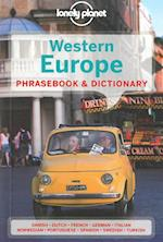 Lonely Planet Western Europe Phrasebook & Dictionary (Lonely Planet Phrasebook)