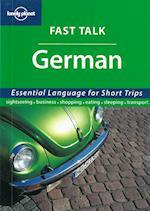 Fast Talk German (Phrasebog)