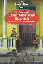 Lonely Planet Fast Talk Latin American Spanish (Phrase Book)