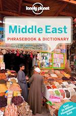 Lonely Planet Middle East Phrasebook & Dictionary (Phrase Book)