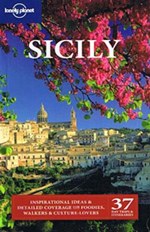 Bog, paperback Lonely Planet Sicily af Virginia Maxwell, Duncan Garwood
