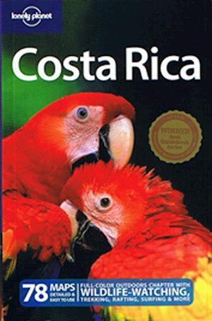 Bog, paperback Costa Rica af Matthew Firestone