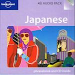 Japanese Phrasebook (Lonely Planet Phrasebook)