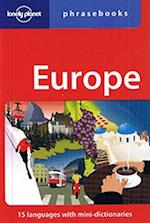 Lonely Planet Europe Phrasebook (Lonely Planet Phrasebook)