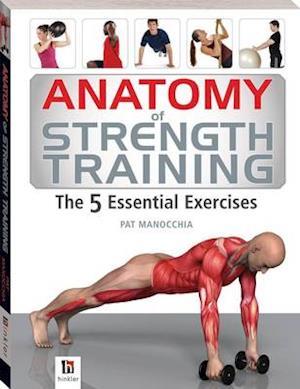 Bog paperback Anatomy of Strength Training The 5 Essential Exercises af Pat Manocchia
