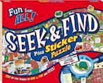 Seek and Find af Hinkler Books Pty Ltd
