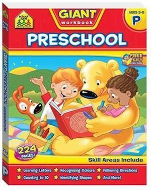 Preschool Giant Workbook