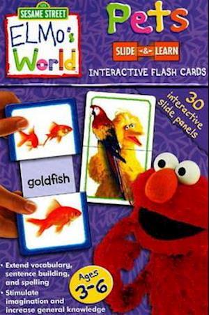 Bog, ukendt format Flash Cards Pets
