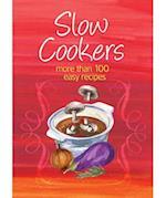 Easy Eats: Slow Cookers (Easy Eats)