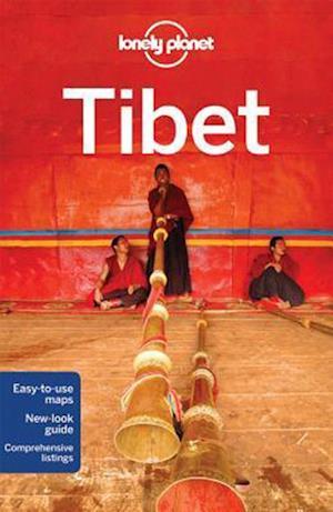 Bog, paperback Lonely Planet Tibet af Lonely Planet