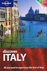 Discover Italy (Au and UK) (Lonely Planet Discover Guide)