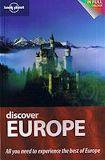 Discover Europe (AU and UK) (Lonely Planet Discover Guide)