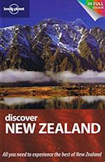 Discover New Zealand (Au&UK) (Lonely Planet Discover Guide)