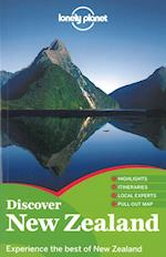 Lonely Planet Discover New Zealand (Travel Guide)