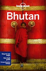 Lonely Planet Bhutan af Lindsay Brown
