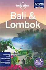 Lonely Planet Bali and Lombok (LONELY PLANET BALI AND LOMBOK)