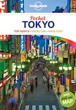 Tokyo Pocket, Lonely Planet (4th ed. Oct. 13) (Lonely Planet Pocket)