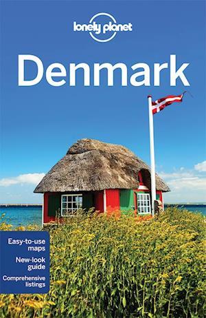 Bog, paperback Lonely Planet Denmark af Lonely Planet