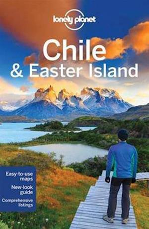 Bog paperback Lonely Planet Chile & Easter Island af Lonely Planet