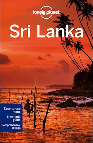 Bog, paperback Lonely Planet Sri Lanka af Lonely Planet