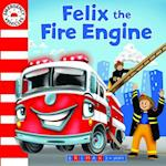 Emergency Vehicles:  Felix the Fire Engine