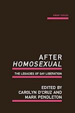 After Homosexual (Uwap Scholarly)