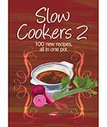 Easy Eats: Slow Cookers 2 (Easy Eats)