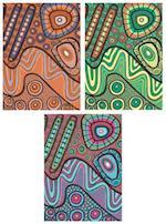 Bronwyn Bancroft 3 Mini Notebooks af Bronwyn Bancroft