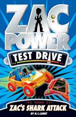 Zac Power Test Drive af H. I. Larry