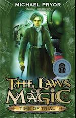 Laws Of Magic 4: Time Of Trial (Laws of Magic)