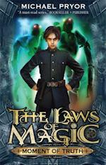 Laws Of Magic 5: Moment Of Truth (Laws of Magic)