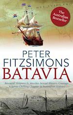 Batavia af Peter Fitzsimons