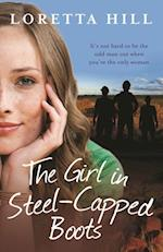 Girl in Steel-Capped Boots af Loretta Hill