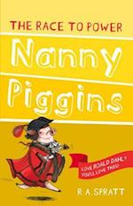 Nanny Piggins and the Race to Power 8 af R.A. Spratt