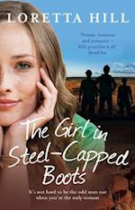 The Girl in the Steel-capped Boots af Loretta Hill