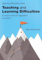 Teaching and Learning Difficulties (Learning Difficulties)