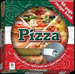 Pizza Square Gift Box (Square Gift Boxes)