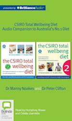 The Csiro Total Wellbeing Diet af Manny Noakes