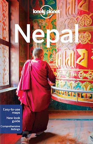 Bog, paperback Lonely Planet Nepal af Lonely Planet